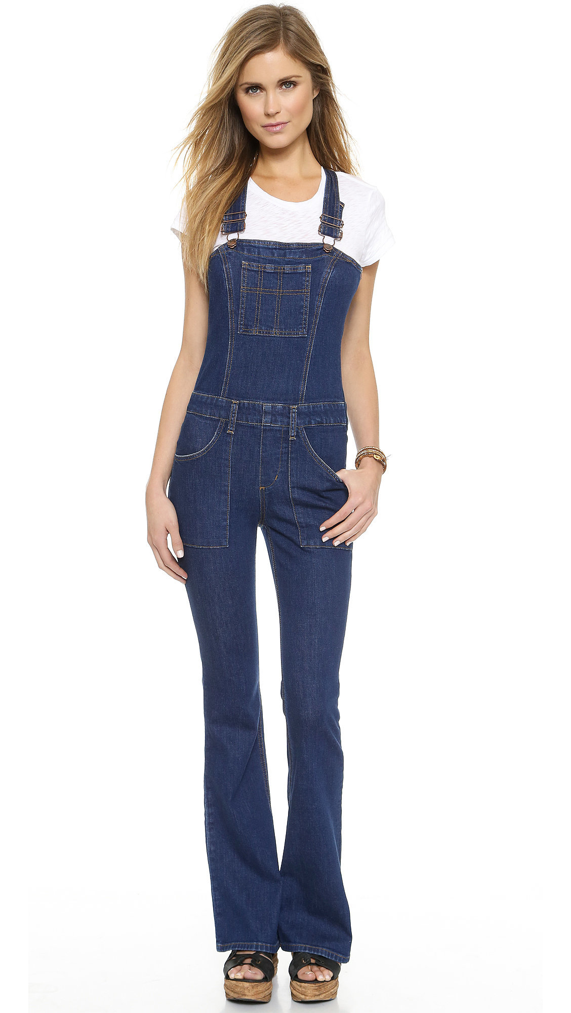 After seeing Kate Bosw... Kate Bosworth Overalls