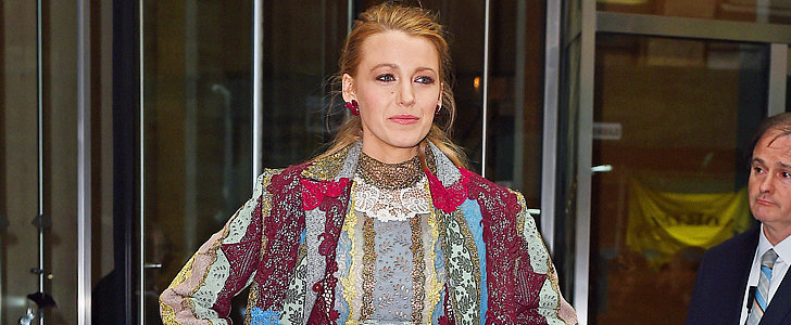 Blake Lively's 15 Outfit Changes Will Make You Dizzy