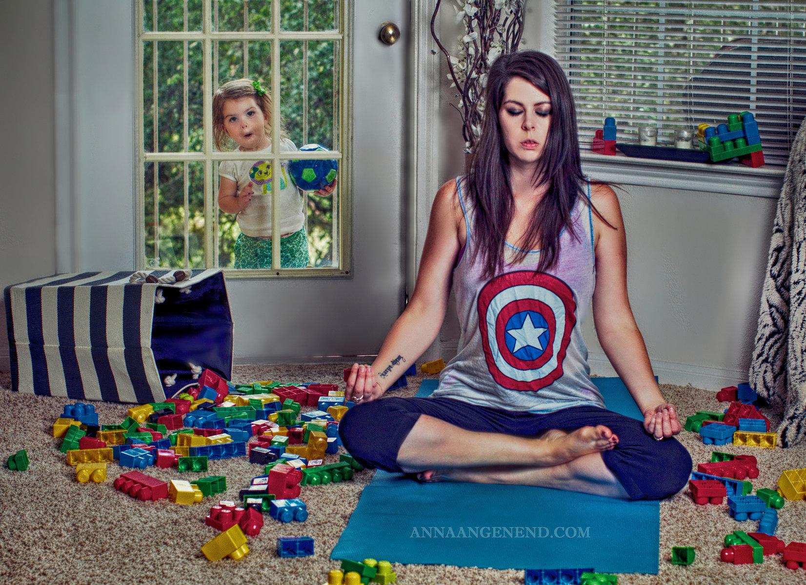 С молодой мамой фото 5 фотография
