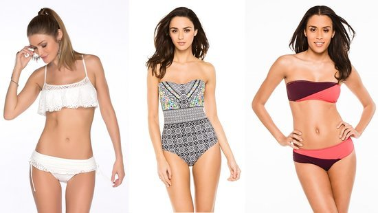 Swimsuits, Cover-Ups & More Beach Essentials Are 40% Off At Everything But Water