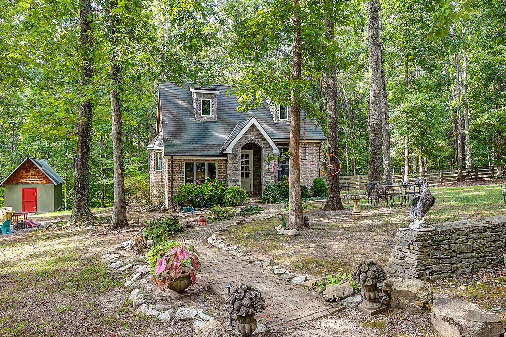 tennesse storybook cottage rental popsugar home