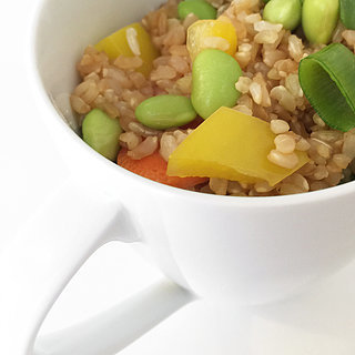 Fast and Easy Microwaveable Lunch
