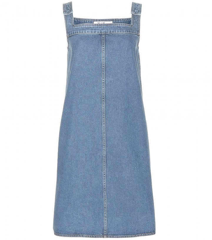 MiH Jeans Denim Dress
