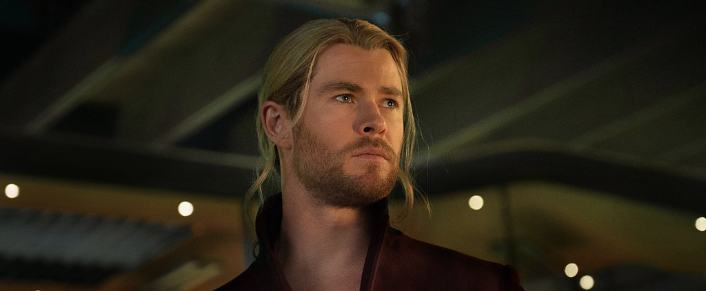 "Chris Hemsworth on His Age of Ultron Makeover: ""When Did Thor Go Shopping?"""