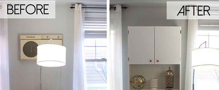 This Hack For Hiding an Ugly AC Unit Is Genius!