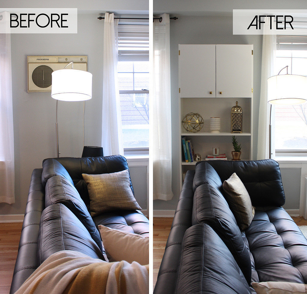 How to Hide a Wall Unit AC System POPSUGAR Home #3E5F8D