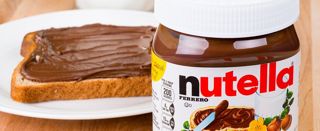 How to Tell If Your Nutella Addiction Has Gone Too Far