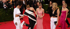 All the Times There Was Serious Dress Drama at the Met Gala
