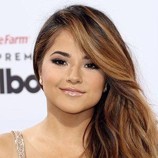 Becky G Eye Makeup Look 2015 Billboard Latin Music Awards
