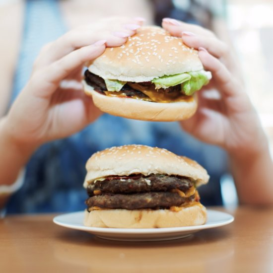 Overcoming an Eating Disorder