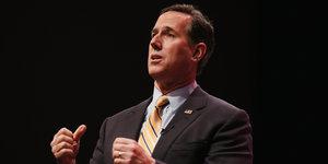 Rick Santorum: If Bruce Jenner 'Says He's A Woman, Then He's A Woman'