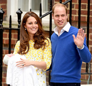 Kate Middleton Stuns Hours After Giving Birth: Could Her Blowout Have Been More Bouncy?!