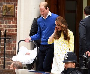 Prince William Has Mastered the Art of the Car Seat: See Him With His Baby Girl, the Princess of Cambridge!