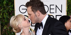 Anna Faris Fell For Chris Pratt After Discovering His Dead Bug Collection