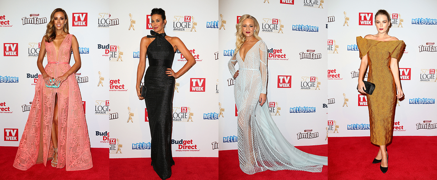 Who Wore What: See Every Dress on the Logies Red Carpet