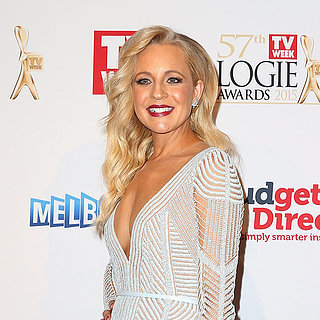 Celebrities on the Red Carpet  at the 2015 Logies