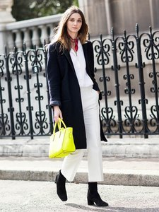 What to Pair With Your White-on-White Ensemble