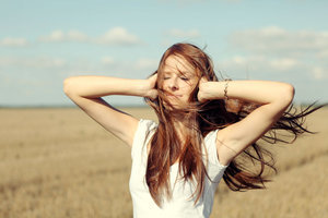 Air-Drying Your Hair? Use These Products