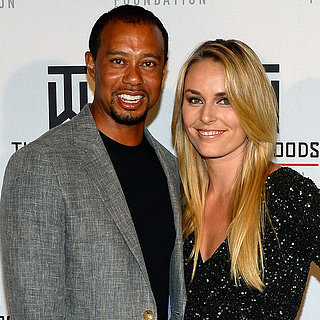 Tiger Woods and Lindsey Vonn Split