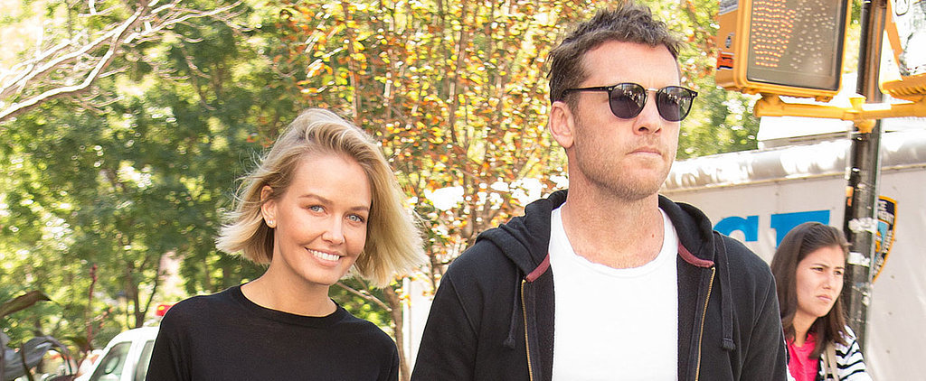 Lara Bingle Worthington Shares the First Photo of Her Son!