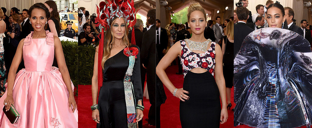 Get a Load of All the Glamour on the Met Gala Red Carpet!
