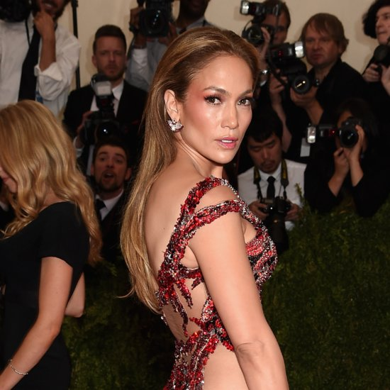 Jennifer Lopez's Dress at Met Gala 2015
