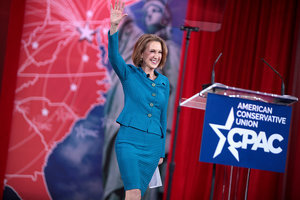 Second Woman Announces Her Bid for the 2016 Presidency