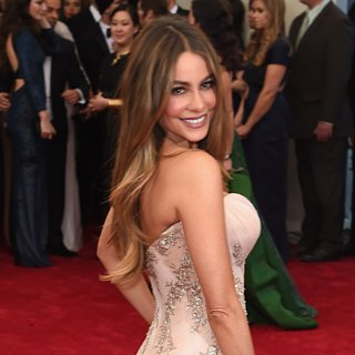 Sofia Vergara's Met Gala Dress 2015