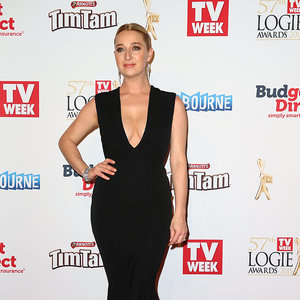 Plunging Necklines on the TV Week Logie Awards Red Carpet
