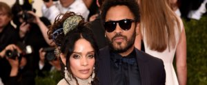 Former Flames Lisa Bonet and Lenny Kravitz Arrive at the Met Gala Together
