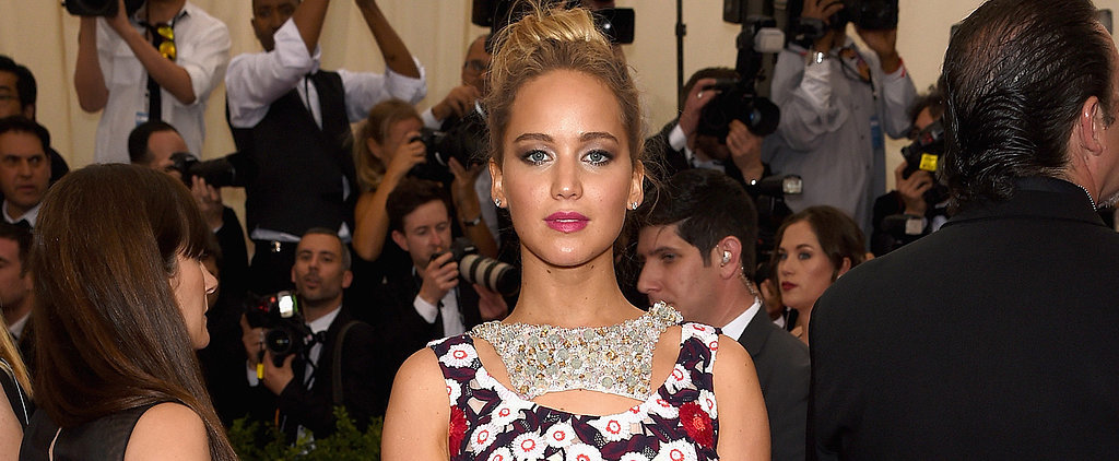 Jennifer Lawrence Stuns on the Met Steps to Kick Off Her Big Night