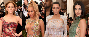 Who Rocked the Naked-Chic Look Best at the Met Gala?