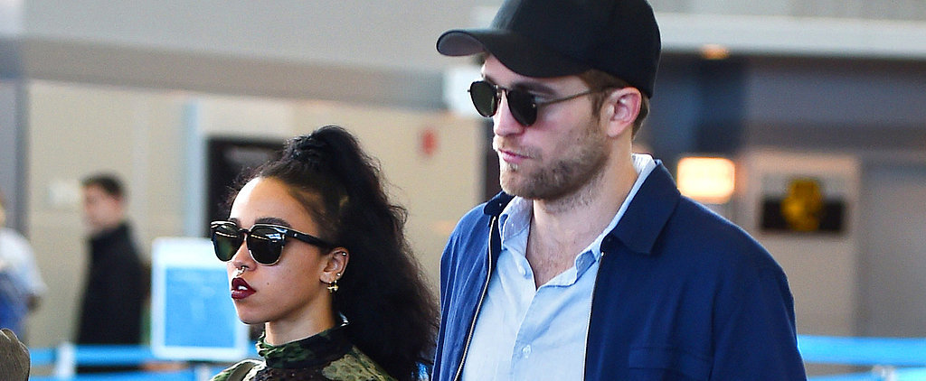 Robert Pattinson and FKA Twigs Take On NYC — Will They Attend the Met Gala?