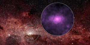 Mysterious Glow Detected At Center Of Milky Way Galaxy
