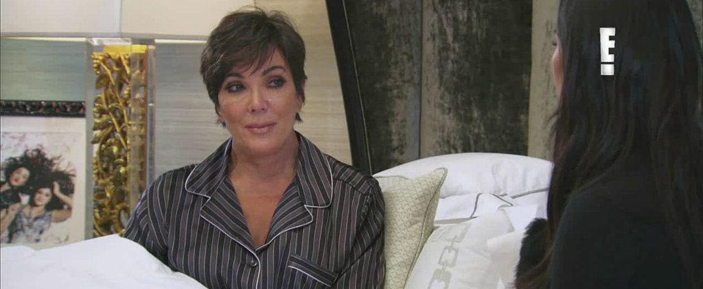 Watch Kris Jenner Tearfully Talk About Bruce Jenner's Transition