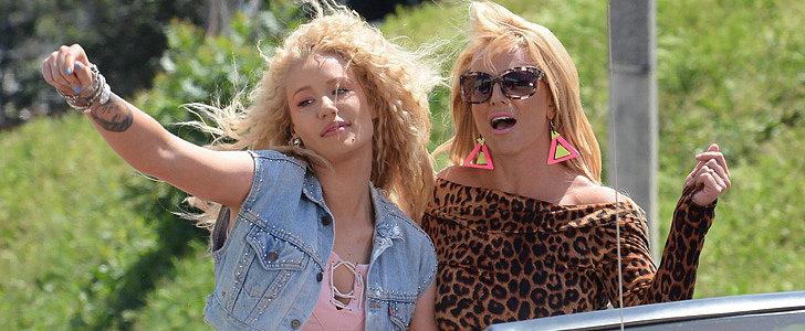 """Listen to Britney Spears and Iggy Azalea's New Single, """"Pretty Girls"""""""