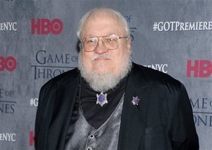 Game of Thrones Author: Yep, I'm a Deadhead