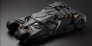 Batmobile Phone Case Lets You Summon Batman Anytime You Want