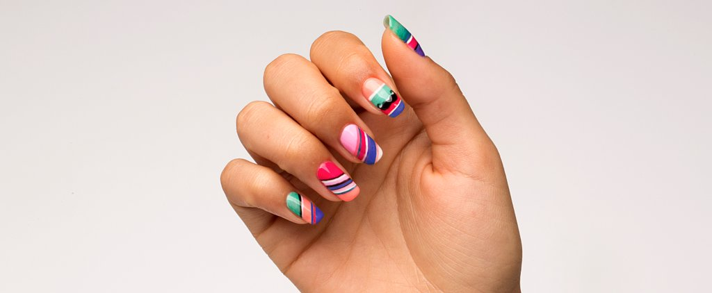 Rock a Fiesta on Your Fingertips With Cinco De Mayo Nail Art
