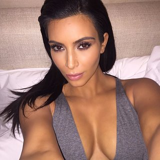 Kim Kardashian Sexy Instagram Photos