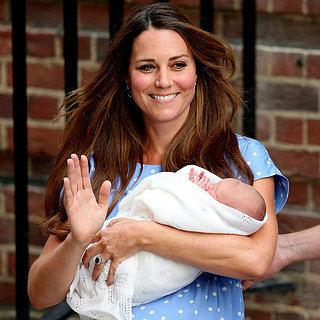 Prince George's vs. Princess Charlotte's Debut