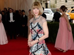 Anna Wintour Has Spoken: Selfies Banned at Tonight's Met Gala