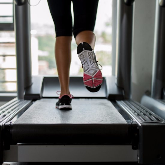Treadmill Workout: 30-Minute Pyramid Intervals