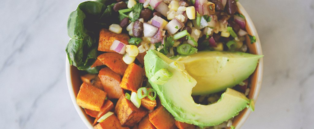 This Vegan Burrito Bowl Is So Dreamy You Might Go In For Seconds
