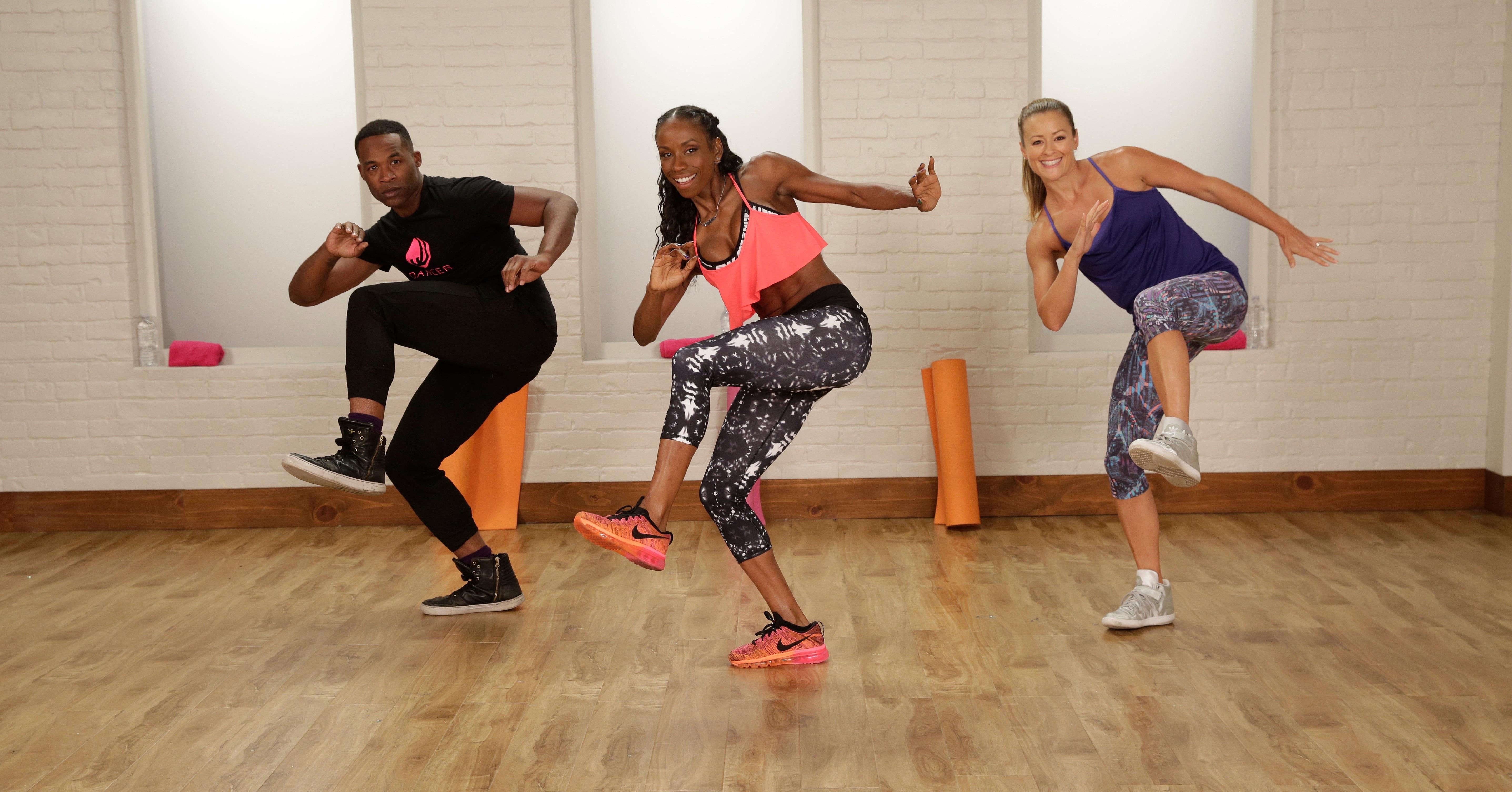 Cardio Workout Dance
