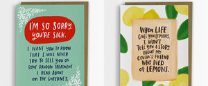 11 Greeting Cards People With Cancer Will Actually Appreciate