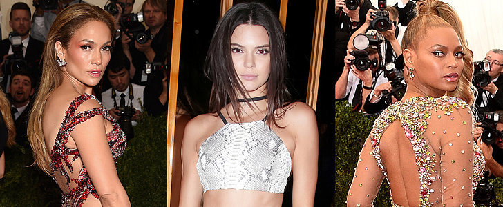 We Can't Believe the Stars Showed Up to the Met Gala in Dresses This Sexy