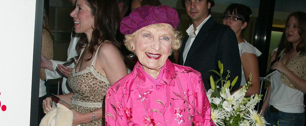 Ellen Albertini Dow, the Wedding Singer Granny, Dies at the Age of 101