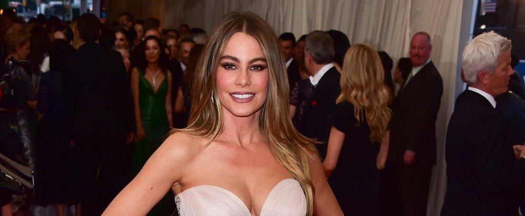 Sofia Vergara's Met Gala Makeup Is Wedding Worthy