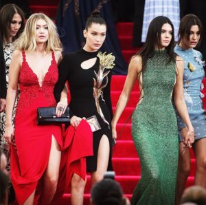 Shop Bella Hadid And Hailey Baldwin's Under-$500 Met Gala Dresses